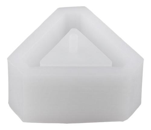 forma en maceta yeso vela molde azúcar craft silicona