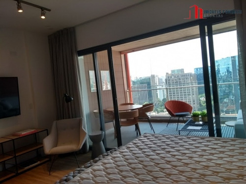 forma itaim locação apartamento luxo 1 dormitório  - 103585