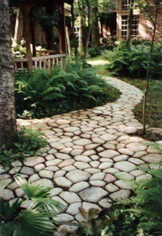 Forma Molde Piso Cal 231 Ada Concreto Cimento Jardim A 231 O R