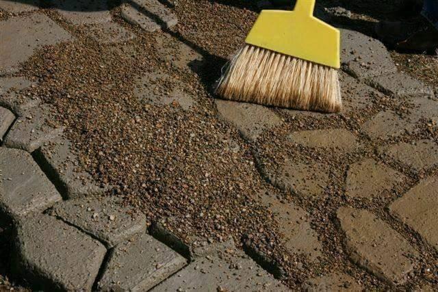 Forma molde piso cal ada concreto jardim cimento r 220 for Pisos bajos con jardin