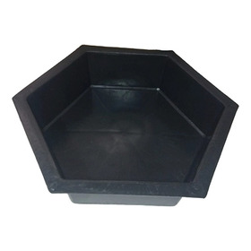 Forma Para Bloquete De Cimento 25x25x08 Super Promoção !!