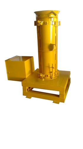 forma para fabricação de tubos de concreto manilha 40