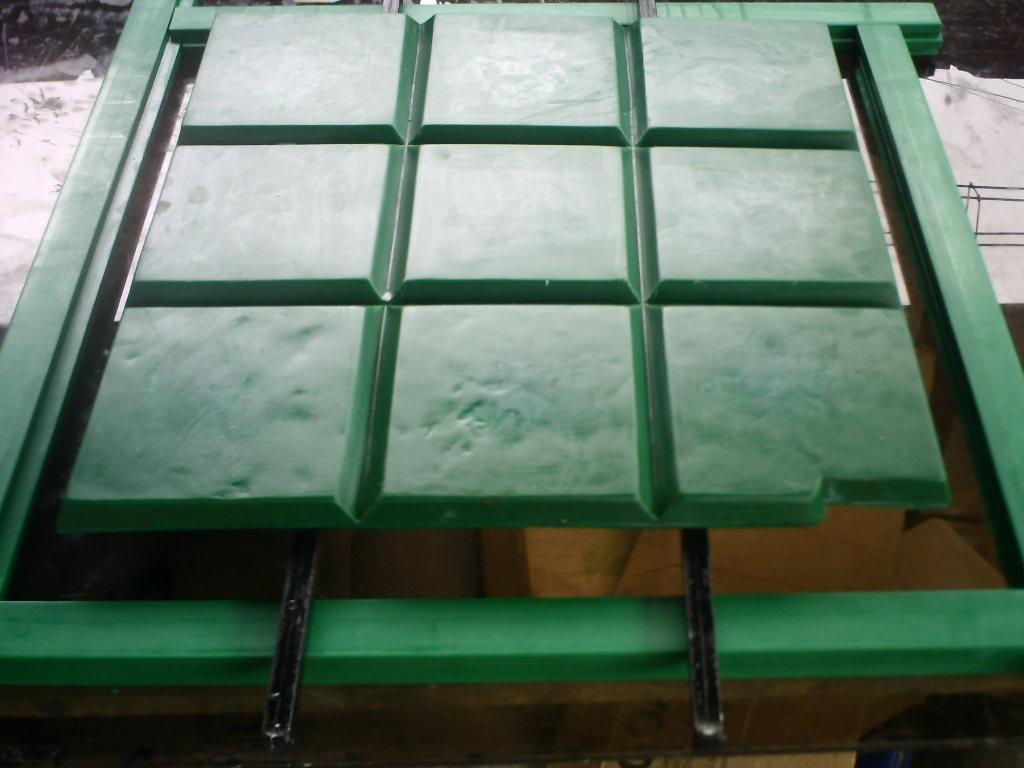 Forma para fabricar placas de gesso 60x60 r 549 00 em for Placas de escayola 60x60 precio