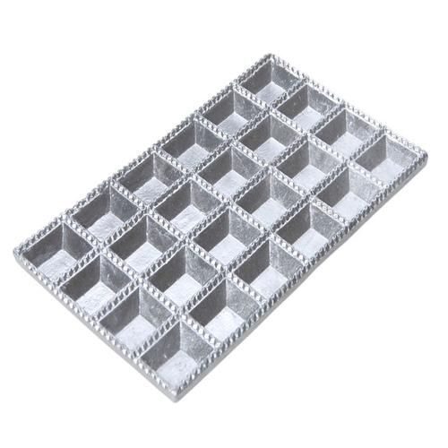 forma para ravioli / tortéi - alumínio - 24 cavidades