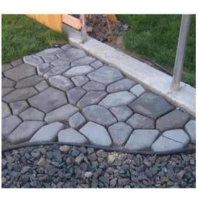 Forma Piso Calçada Concreto / Rev. Parede / Muro 42x43x4