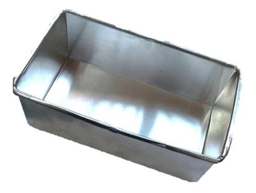 forma retangular caixa de leite p/ bolo 1kg (forma manual)