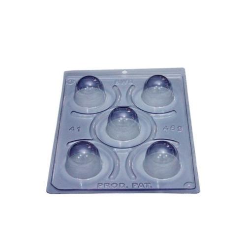 forma silicone trufa pequena 45g (ref 41) bwb / porto formas