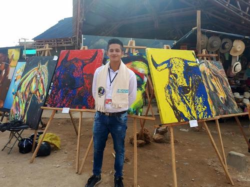 formacion artistica, clases de dibujo, pintura, escultura...