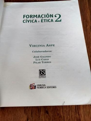 formación cívica y ética - virginia aspe