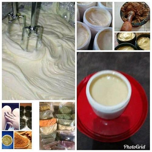 formación en fábrica de jabón y cosméticos