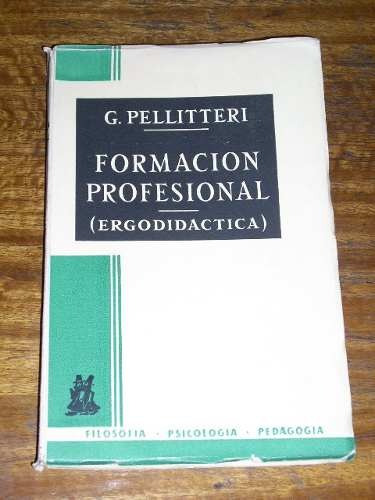 formación profesional (ergodidactica) - g. pellitteri