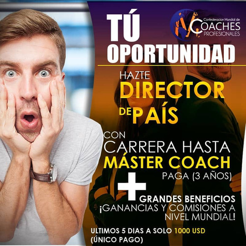 formacion y emprendimiento como coach ontológico