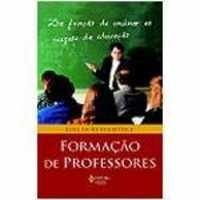 formação de professores adelar hengemühle da função de ensin