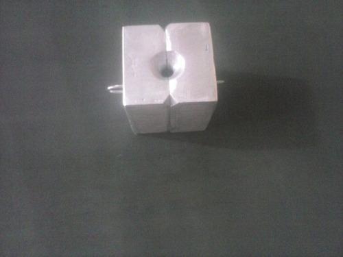forma/molde p/ chumbada redonda peso 600 grs