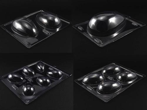 formas de acetato ovo de páscoa - escolha os tamanhos 40 und
