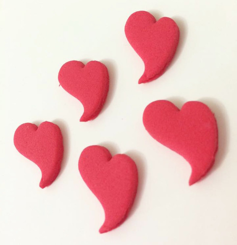 formas de azúcar para decorar tus tortas, cupcakes y cookies