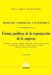 formas jurídicas de la organización de la empresa etcheverry