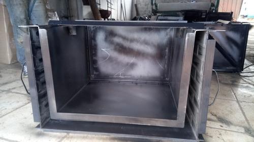formas para churrasqueiras pré - moldadas direto da fabrica