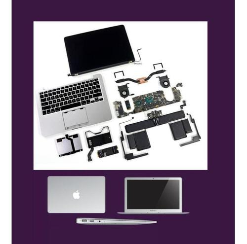 formatação e reinstalação do sistema operacional macos macbo