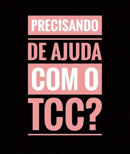 formatação e revisão de tcc