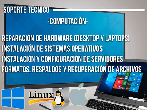 formateo, computadoras, laptops, celulares, modems, redes