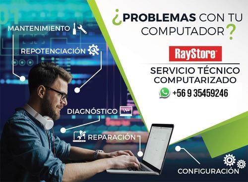 formateo para pc y laptop y servicios asociados