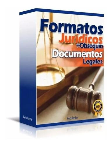 formatos jurídicos documentos dcto 60% menos