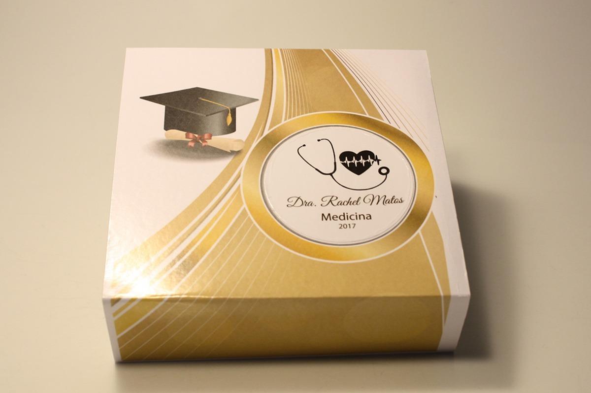 Adesivo De Chão Personalizado Sp ~ Formatura Lembrança 40 Caixas Adesivo Toalha E Sabonete R$ 293,47 em Mercado Livre