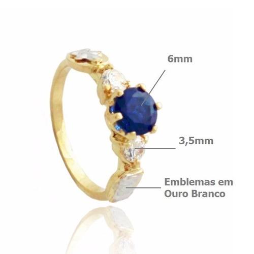 formatura ouro anel