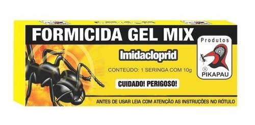 formicida pikapau gel mix