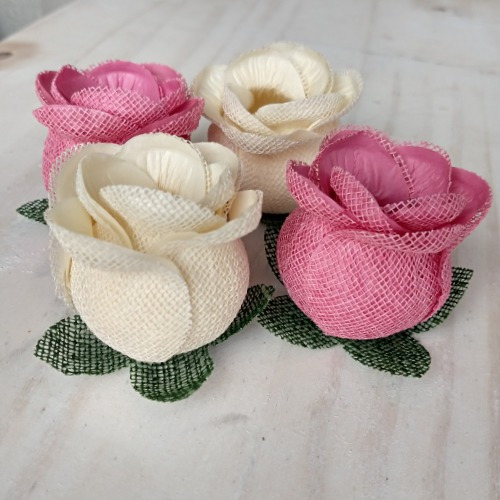 forminhas doces finos botão de rosa luxo festa em casa
