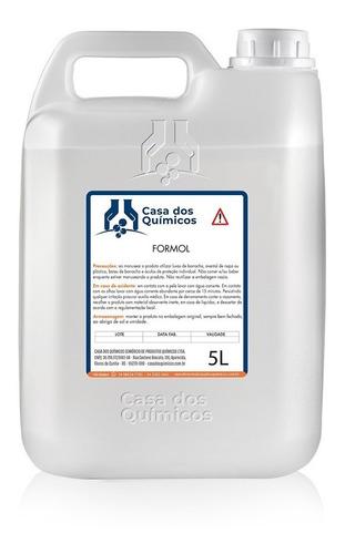 formol 37% - galão de 20 litros