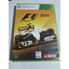 Formula 1 2014 Xbox 360 Mídia Física Pt Brasil