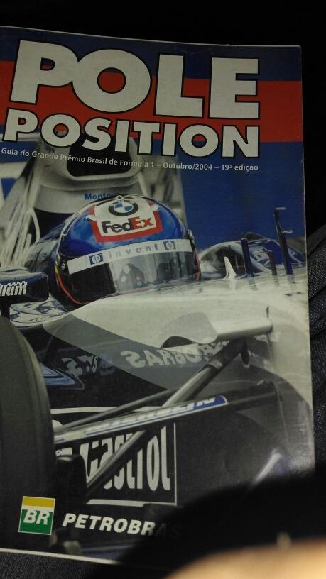 63541328fe19 formula 1 ano 2004 revista. Carregando zoom.