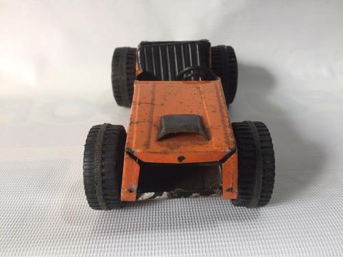 formula 1 antiguo hojalata juguete de navidad usado restaura