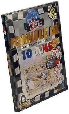 formula d f-1 pista circuito comemorativo 10 anos - asmodee