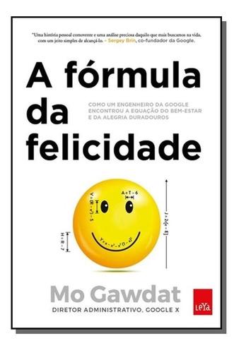 formula da felicidade,a