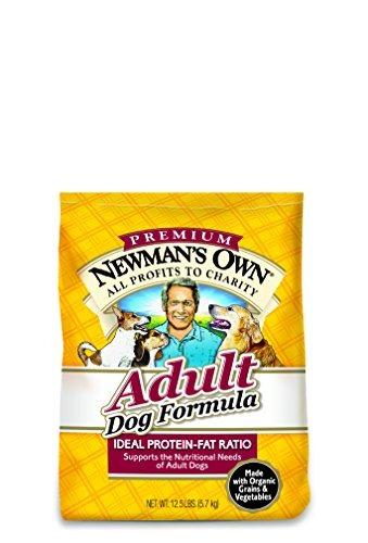 fórmula de comida para perros newmans own adult