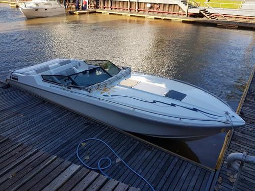 formula gama 27 única por su estado 2 motores v8 5,7 260 hp