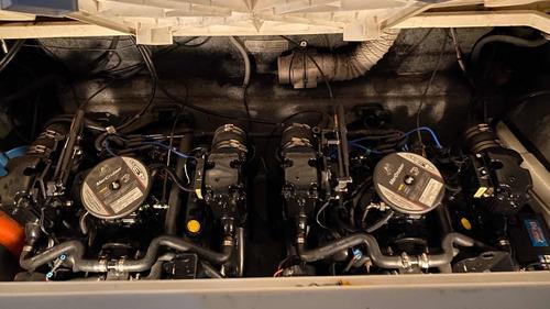 formula gamma 27 - flamante - 2 motores 2012 - unica
