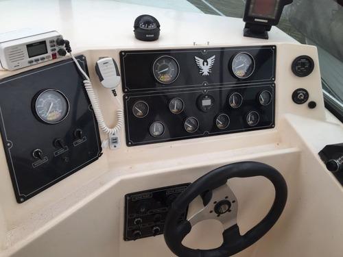 formula gamma 29 sport cruiser 2 motores guardería permuto!!