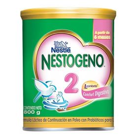 Fórmula Infantil Em Pó Nestlé Nestogeno 2 Em Lata De 800g