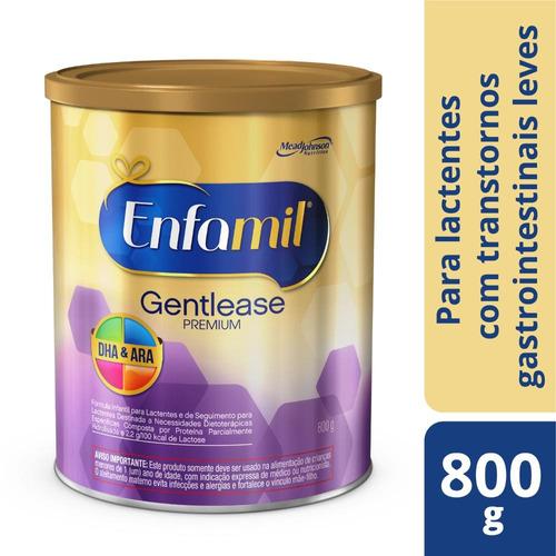 fórmula infantil enfamil gentlease premium - 800gr