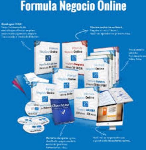 fórmula negócio online