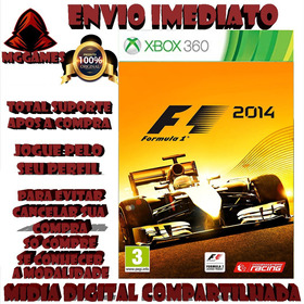 Formula One® 2014 Xbox 360 - Midia Digital Compartilhada