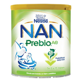 Fórmula Para Lactantes En Polvo Nestlé Nan Prebio Ae En Lata De 400g