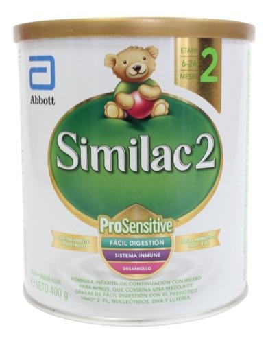 fórmula similac 2