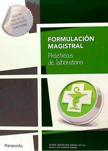 formulación magistral: prácticas de laboratorio(libro ciclo