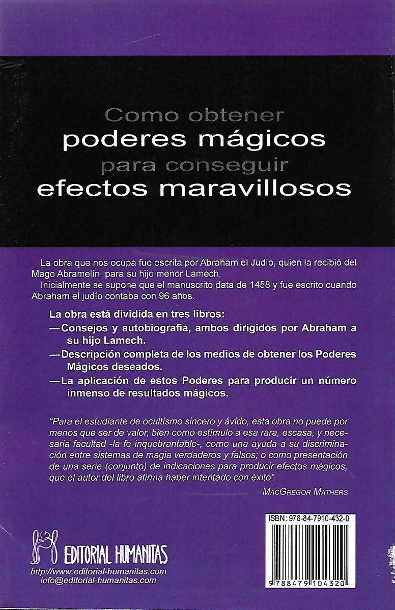 el libro de la magia sagrada de abramelin