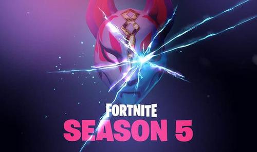 fornite pase de batalla - season 5 - ps4 usa - south games